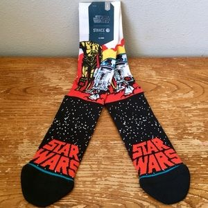 Stance Underwear & Socks - 🔥🎬 NEW Stance x Star Wars Socks Ltd 3pk 🎬🔥